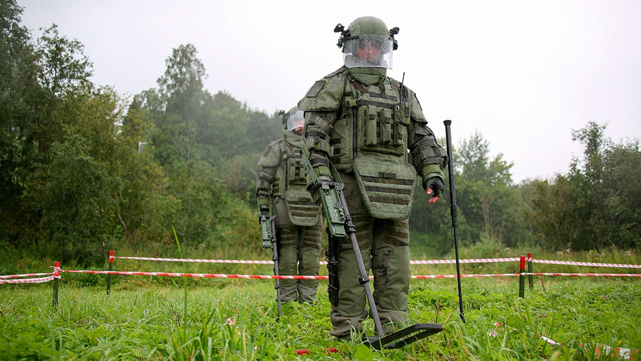 Инженерные войска ВС РФ проведут 4-ю Международную конференцию по разминированию