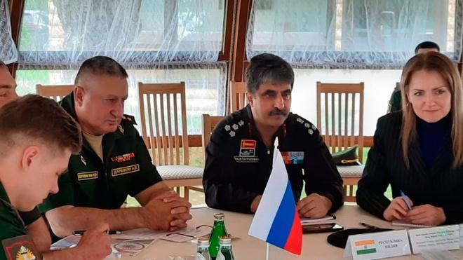 На планирующей конференции ЮВО уточнили сроки проведения российско-индийского учения «Индра-2021»