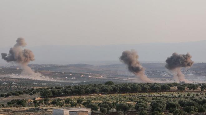 Боевики более 40 раз обстреляли сирийские провинции