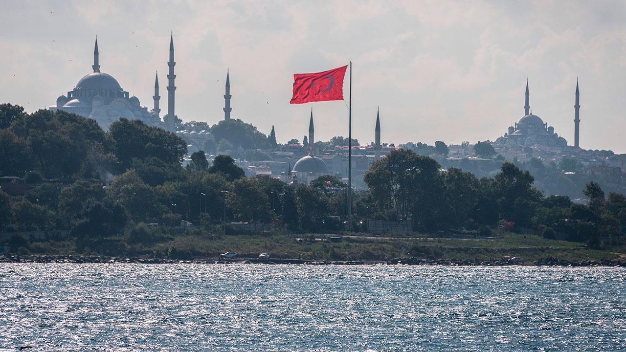 Власти Стамбула прокомментировали ситуацию в проливе Босфор