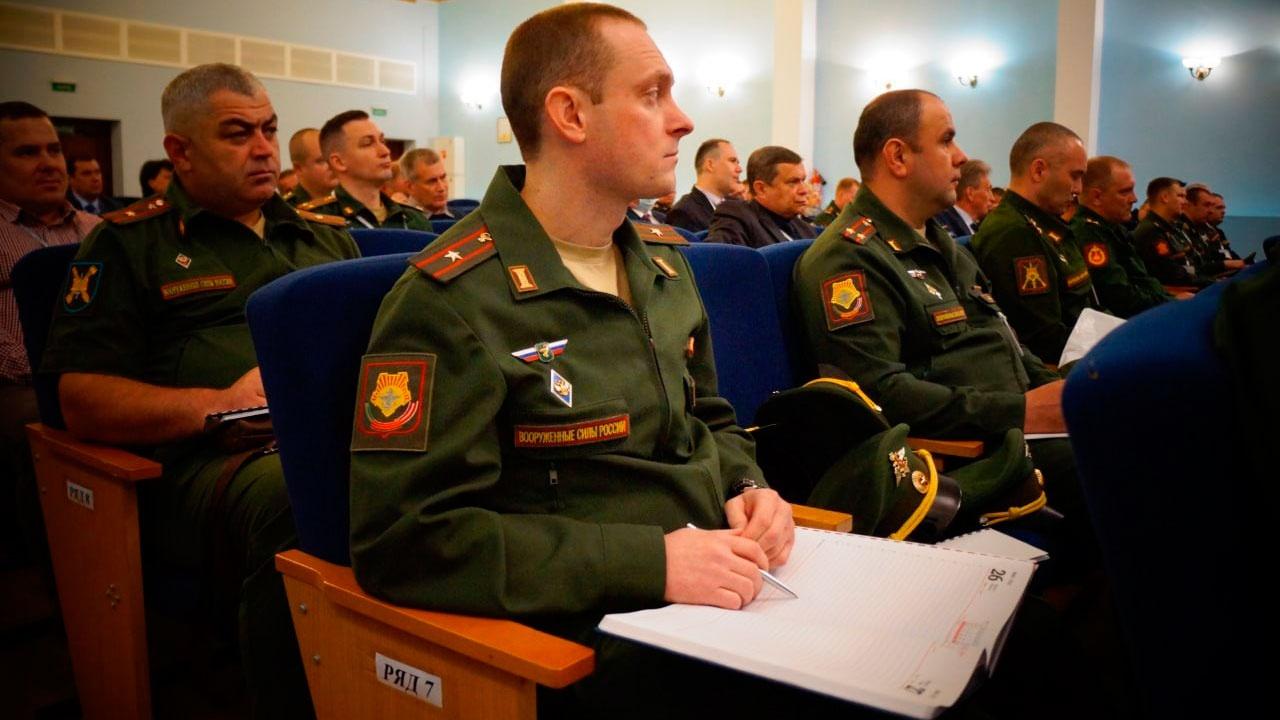 Военные медики в Калининграде обсудят вопросы сохранения здоровья военнослужащих