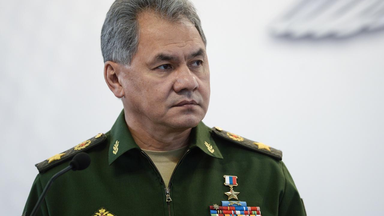 Шойгу заявил, что «Юнармия» - одно из самых авторитетных молодежных движений России