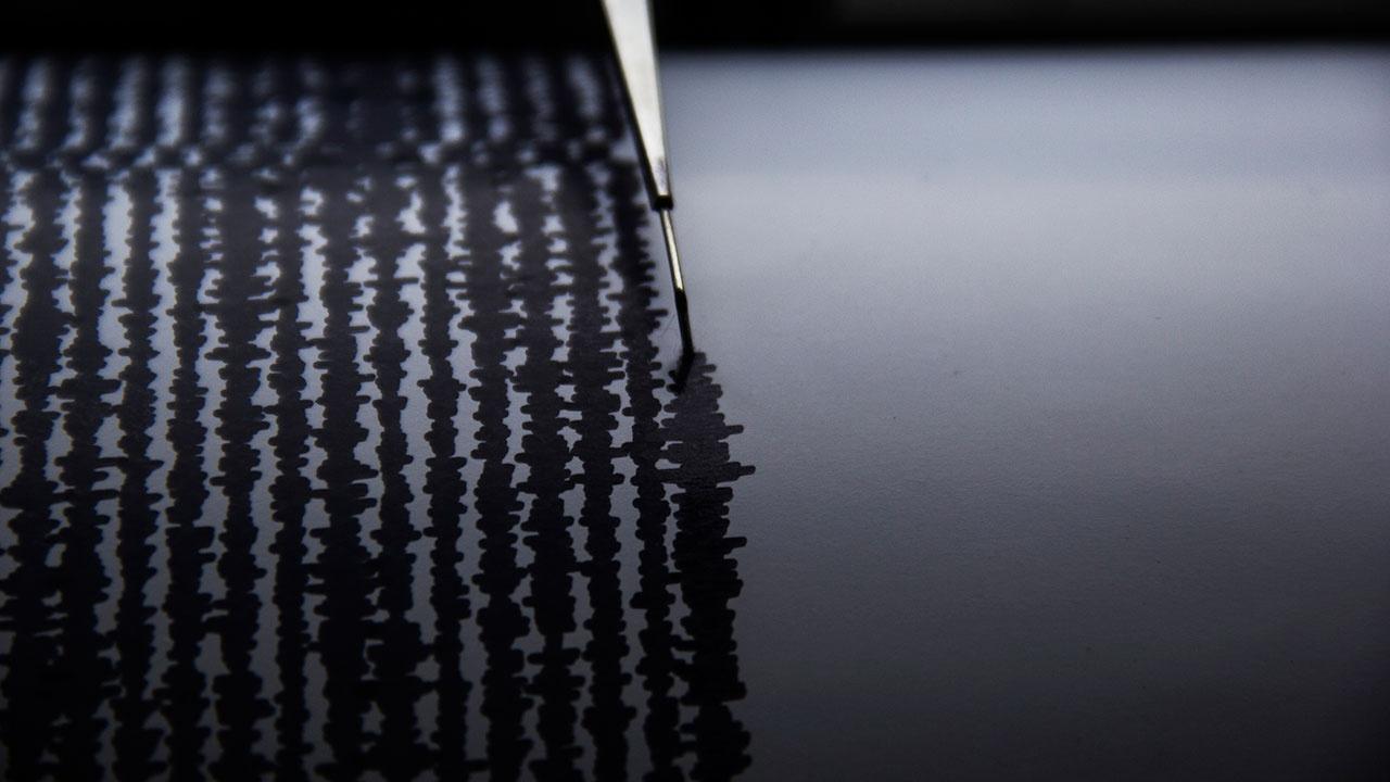 На Камчатке за ночь произошли три землетрясения