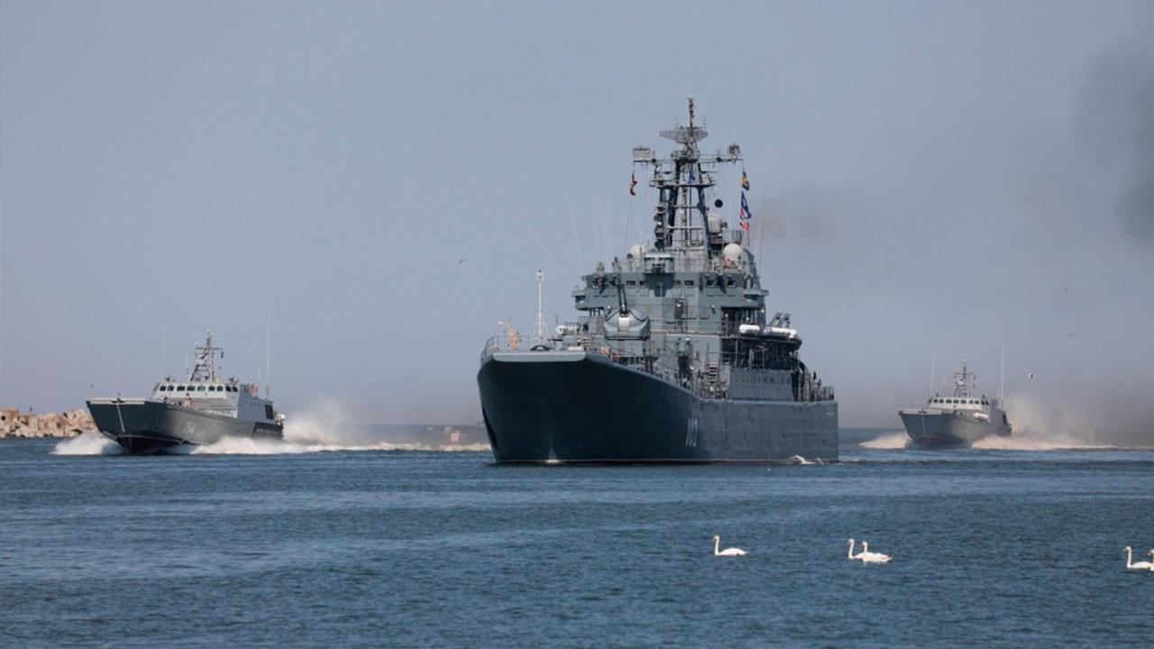 Совместная тренировка корабельных сил и авиации ПВО прошла на Балтфлоте