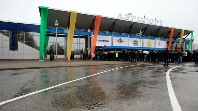 Россия возобновит международные рейсы из трех городов