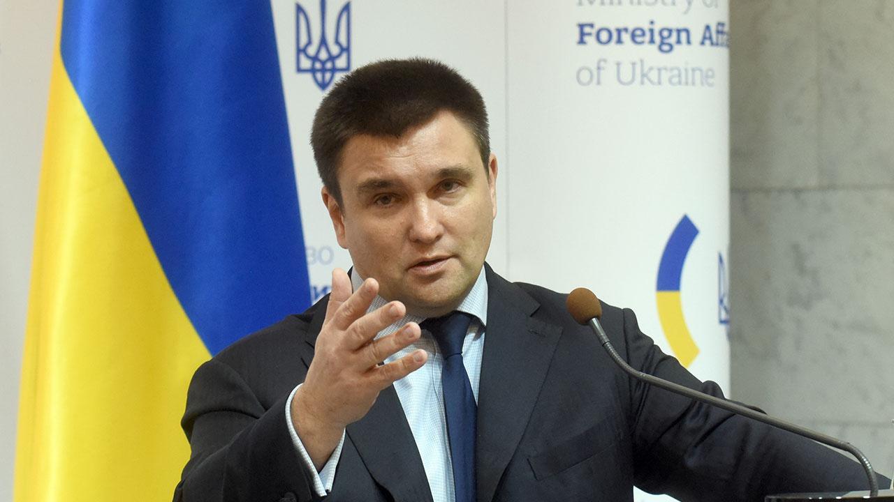 Климкин пожаловался на нежелание украинцев вступать в НАТО