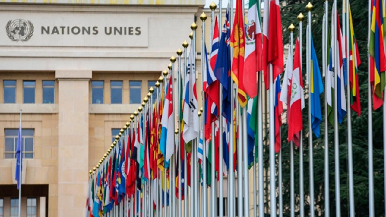 Девочка из Луганска обратилась к членам Совбеза ООН