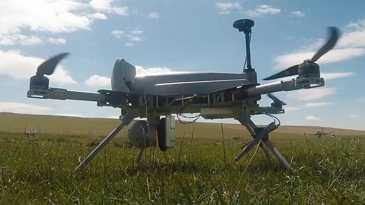 СМИ: боевой дрон впервые атаковал людей самостоятельно