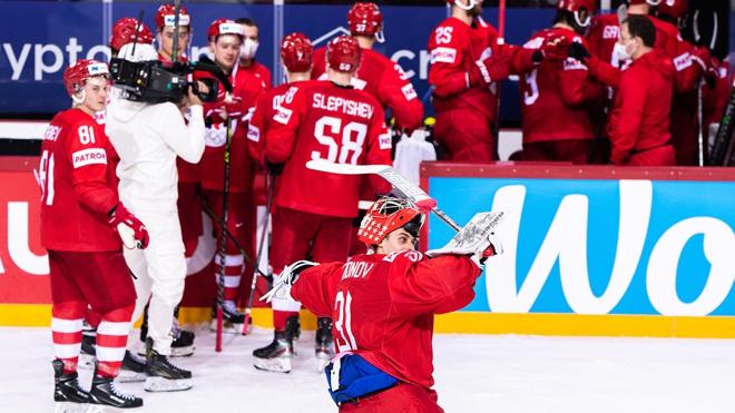 Определились все четвертьфинальные пары на ЧМ по хоккею в Латвии