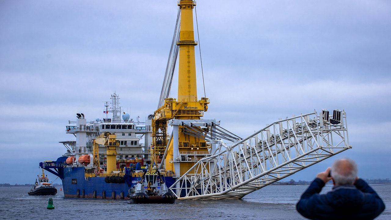 Немецкие экологи потребовали приостановить укладку «Северного потока - 2»