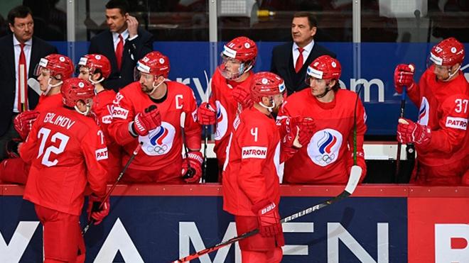 Россия - Канада на ЧМ по хоккею-2021: прямая трансляция Первого канала