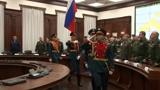 В Москве впервые наградили лучших участников Парада Победы на Красной площади