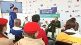 «Юнармия» принимает участие в фестивале «Большая перемена»