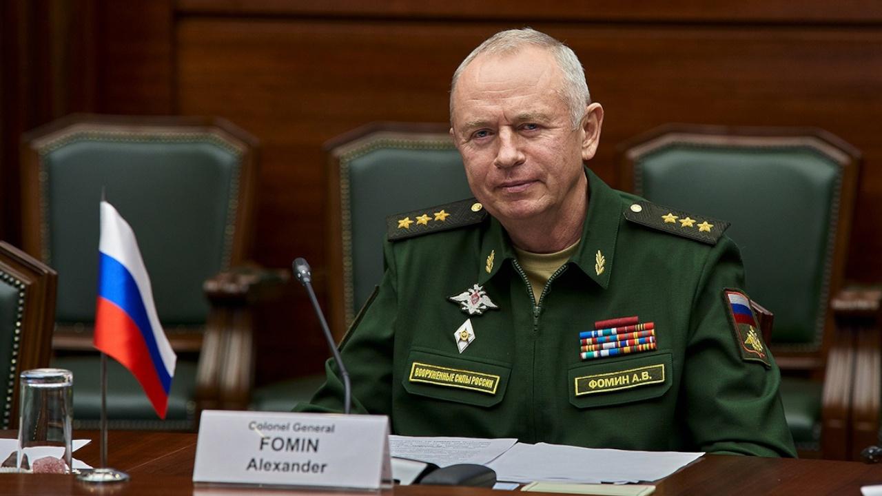 Замминистра обороны РФ Фомин указал на втягивание стран в «новую холодную войну»