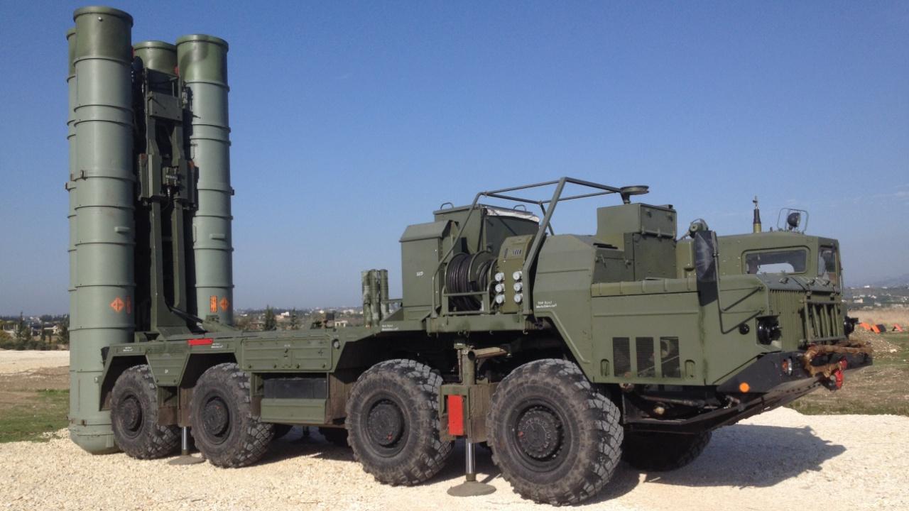 ФСВТС опровергла сообщения о высылке из Турции российских специалистов по С-400