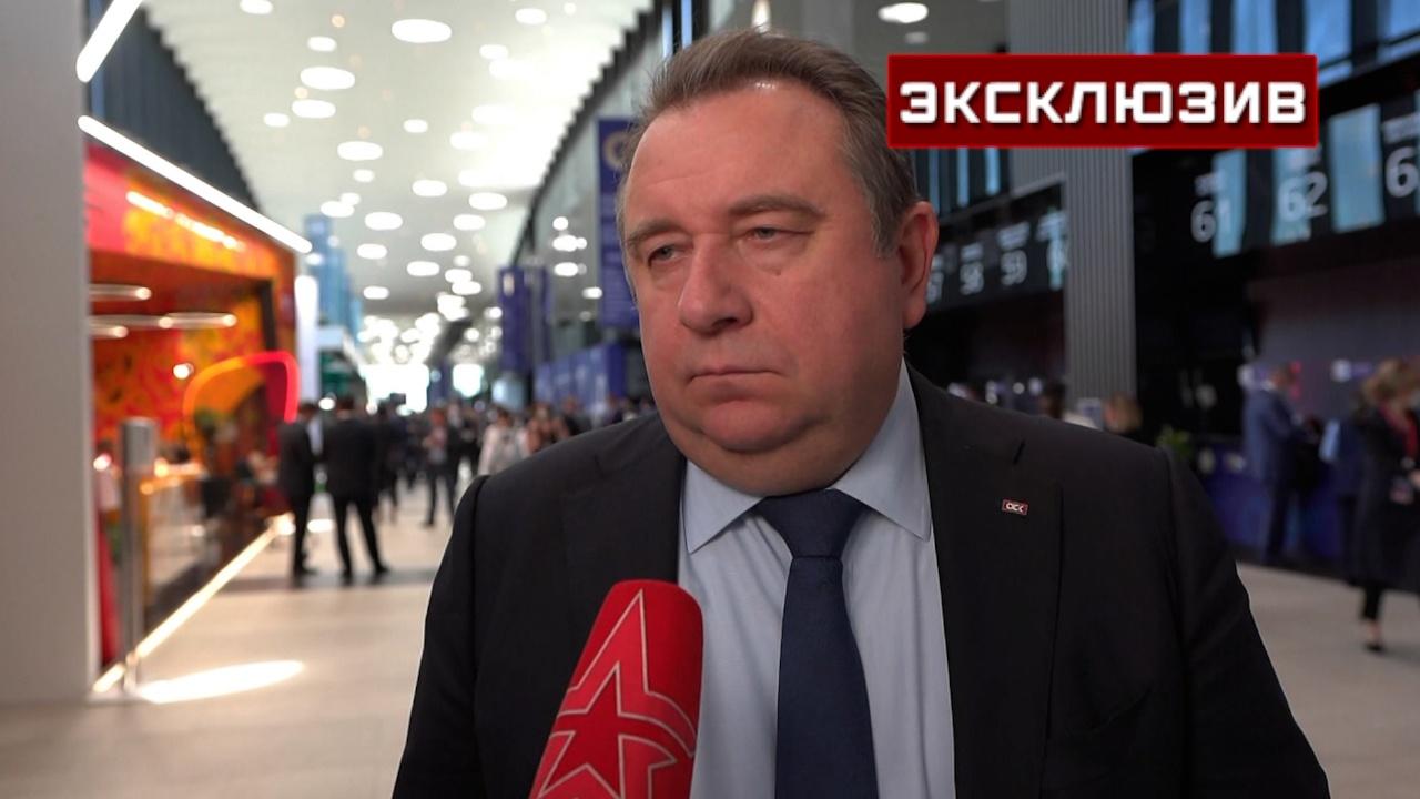 Глава ОСК назвал корабль, которому суждено стать самым могущественным в российском ВМФ