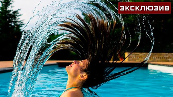 Врач предупредила об опасности морской воды для волос