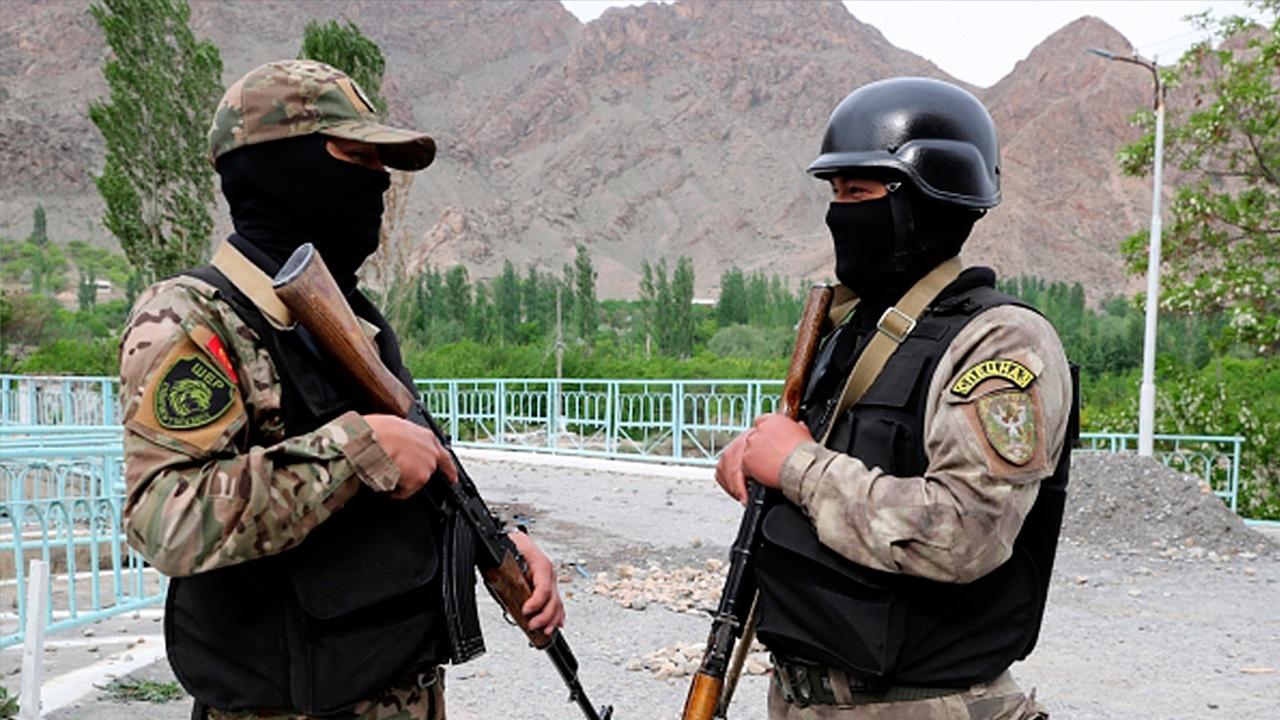 В Киргизии заявили о возобновлении обострения на границе с Таджикистаном