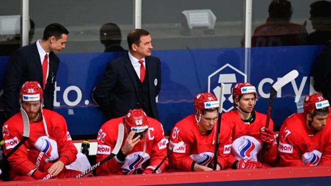 Путин расстроился из-за поражения России в матче с Канадой на ЧМ по хоккею