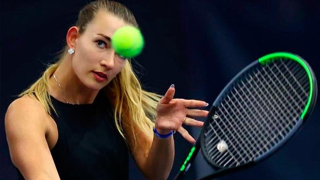 Российская теннисистка Сизикова сможет покинуть Францию