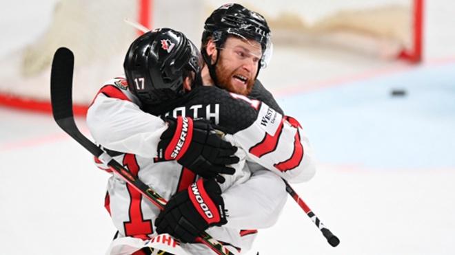 Определен первый финалист чемпионата мира по хоккею в Риге