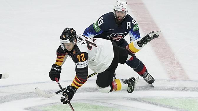 США стали бронзовыми призерами ЧМ по хоккею
