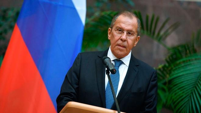 Лавров заявил о безальтернативности Минских соглашений главам МИД Франции и Германии