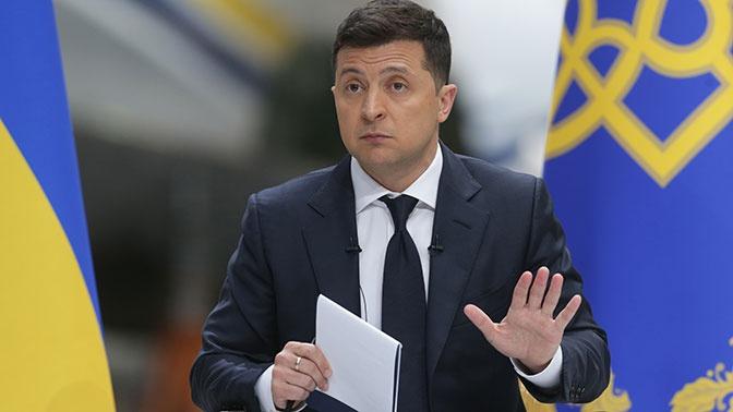 Зеленский призвал немедленно принять Украину в НАТО