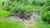 «Похороненный» во времени: поисковики обнаружили истребитель «Аэрокобра» времен ВОВ в Курской области