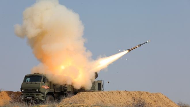 Никто не пролетит: псковские «Панцири» продемонстрируют прочность противовоздушной обороны