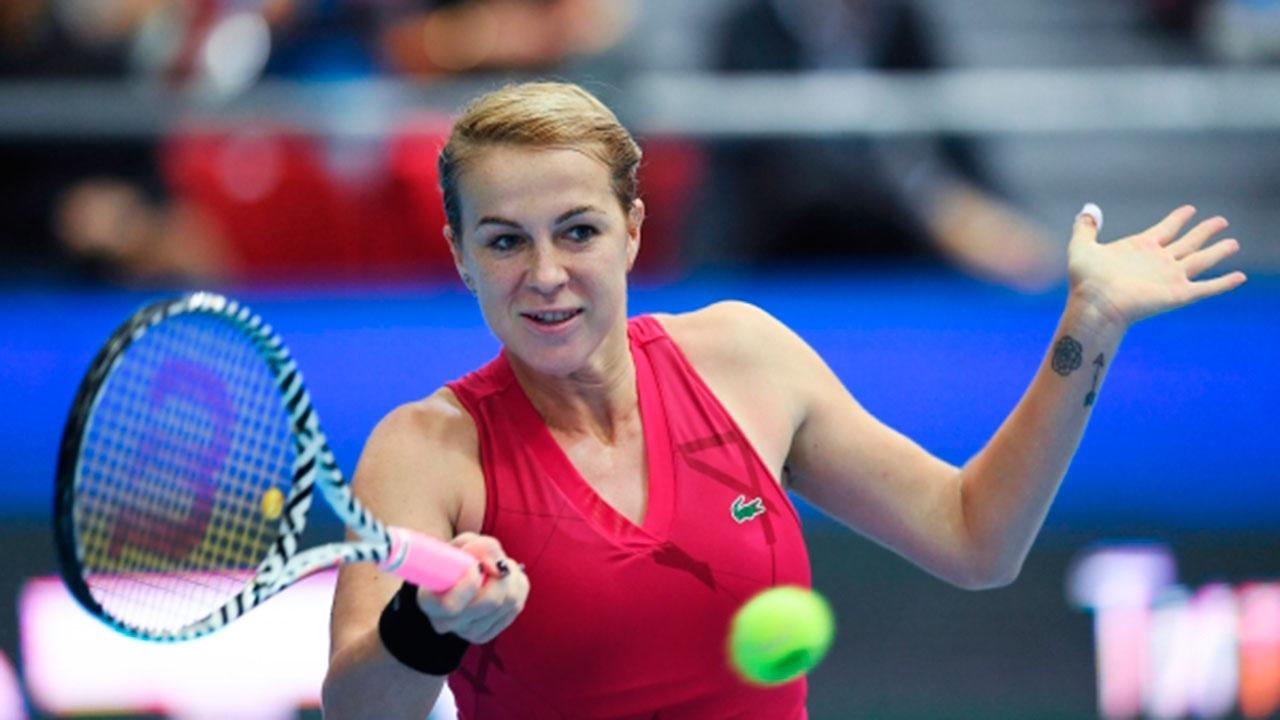 Теннисистка Анастасия Павлюченкова вышла в полуфинал Roland Garros