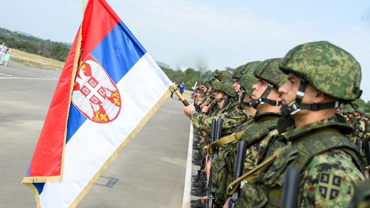 Подразделение спецназа Сербии прибыло в Новороссийск для участия в учении «Славянское братство-2021»
