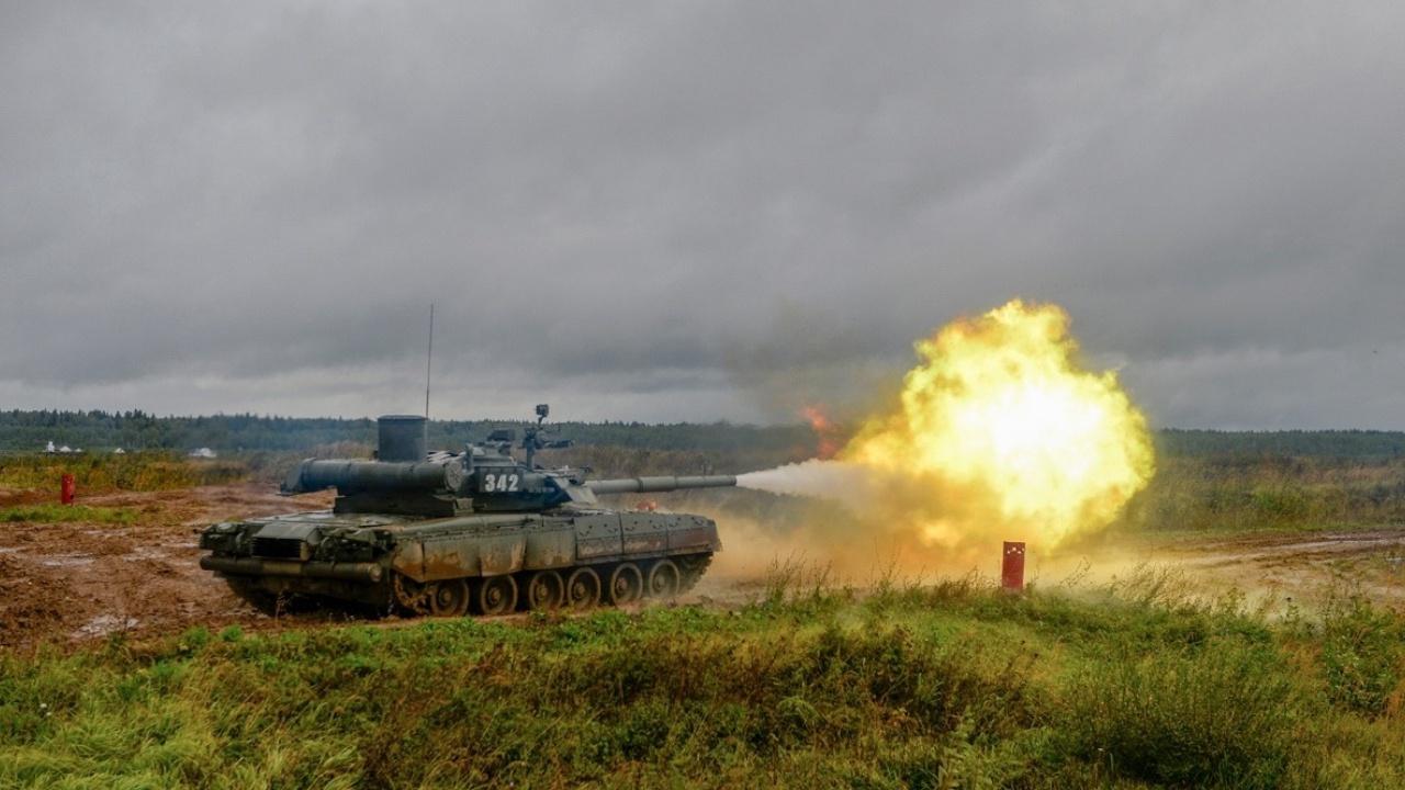Первая танковая армия примет участие в российско-белорусских стратегических учениях «Запад-2021»