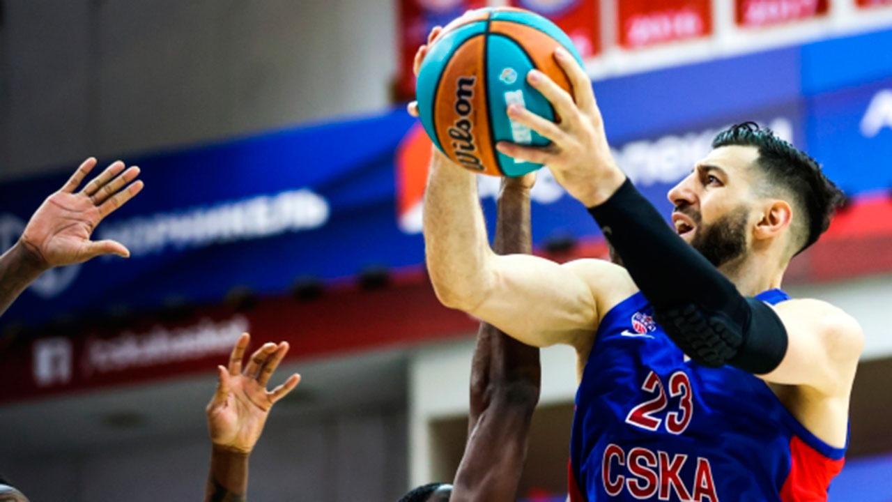 Баскетболисты ЦСКА стали чемпионами Единой лиги ВТБ