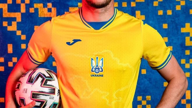 Форму сборной Украины по футболу, вероятнее всего, переделают