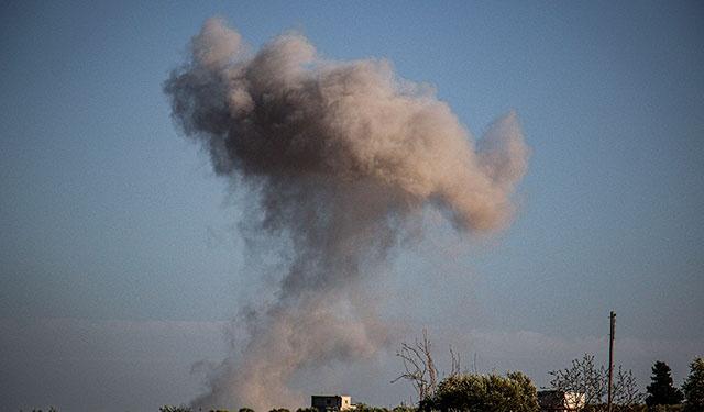 Террористы совершили за сутки 31 обстрел в идлибской зоне деэскалации