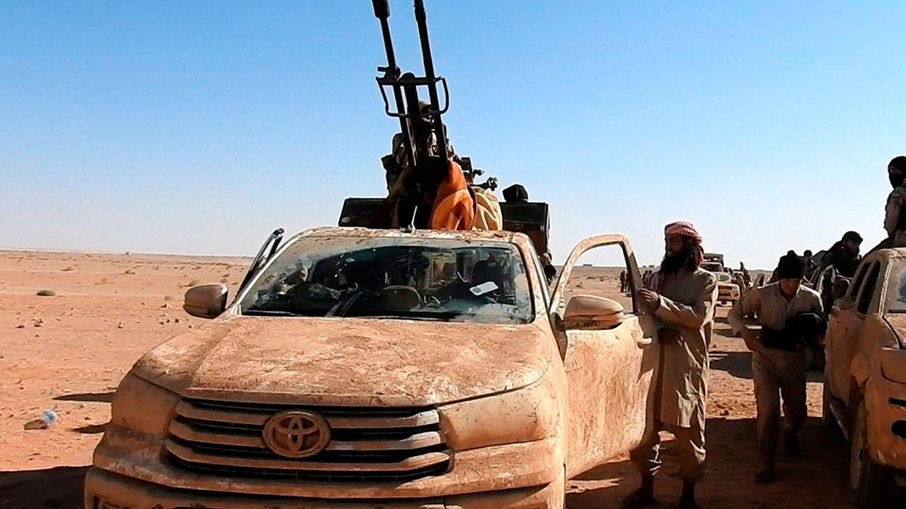 В ЦПВС сообщили о переброске сил террористов к населенным пунктам в Сирии