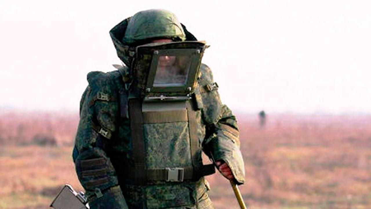 Военные инженеры РФ вернулись из Сербии после совместных учений