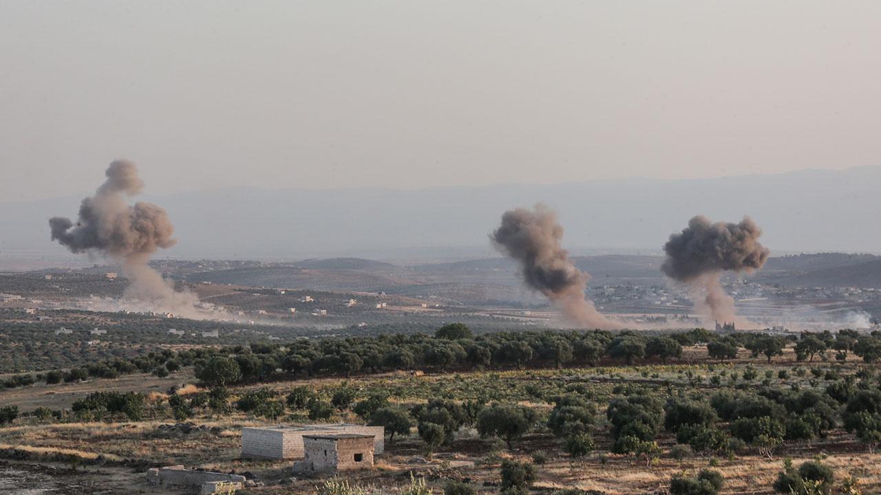 Террористы совершили за сутки 38 обстрелов в идлибской зоне деэскалации