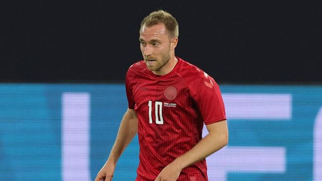 Состояние футболиста сборной Дании Эриксена стабилизировалось