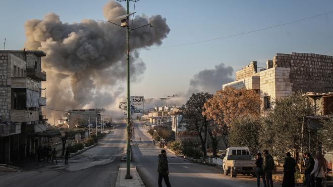 Террористы совершили за сутки 33 обстрела в идлибской зоне деэскалации