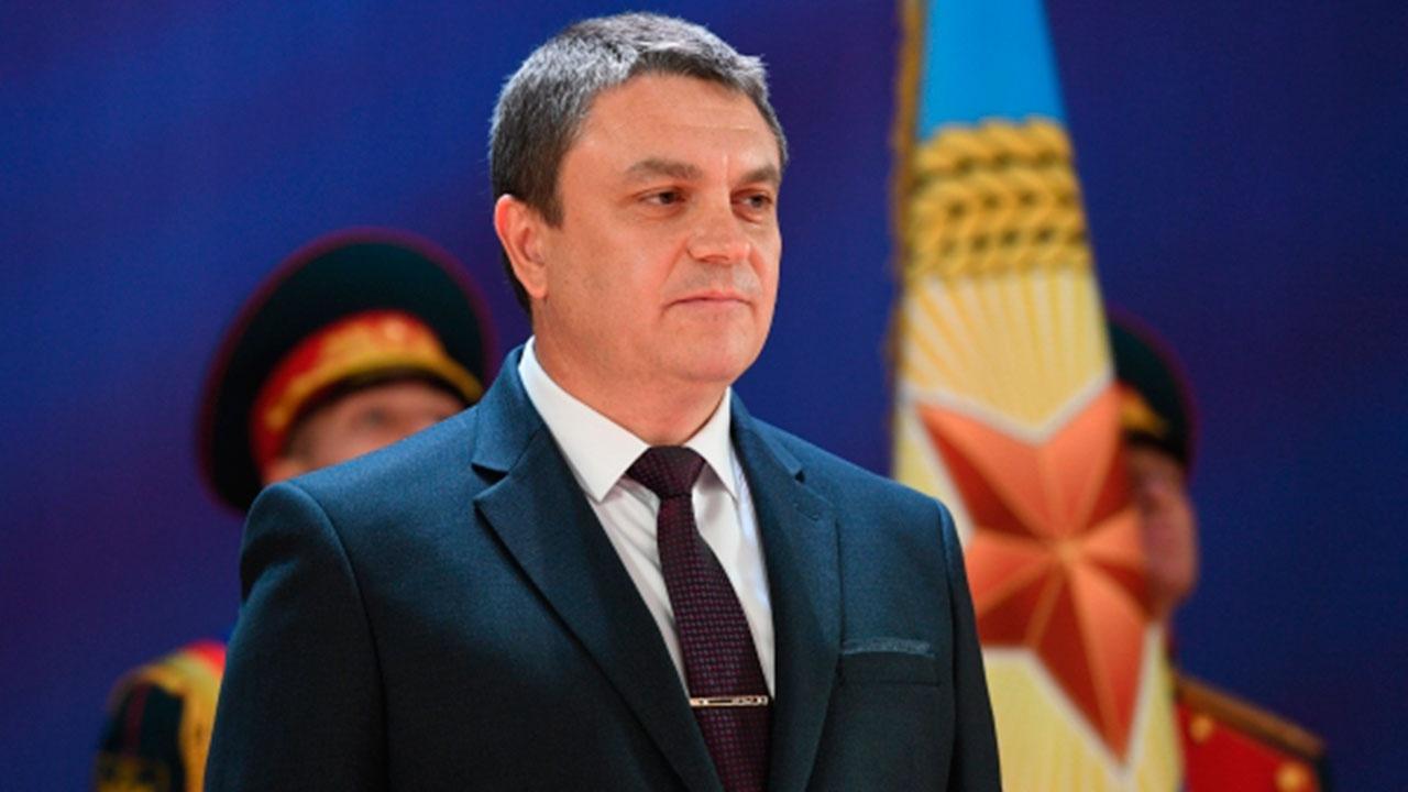 Глава ЛНР прервал визит в Россию после гибели ополченцев
