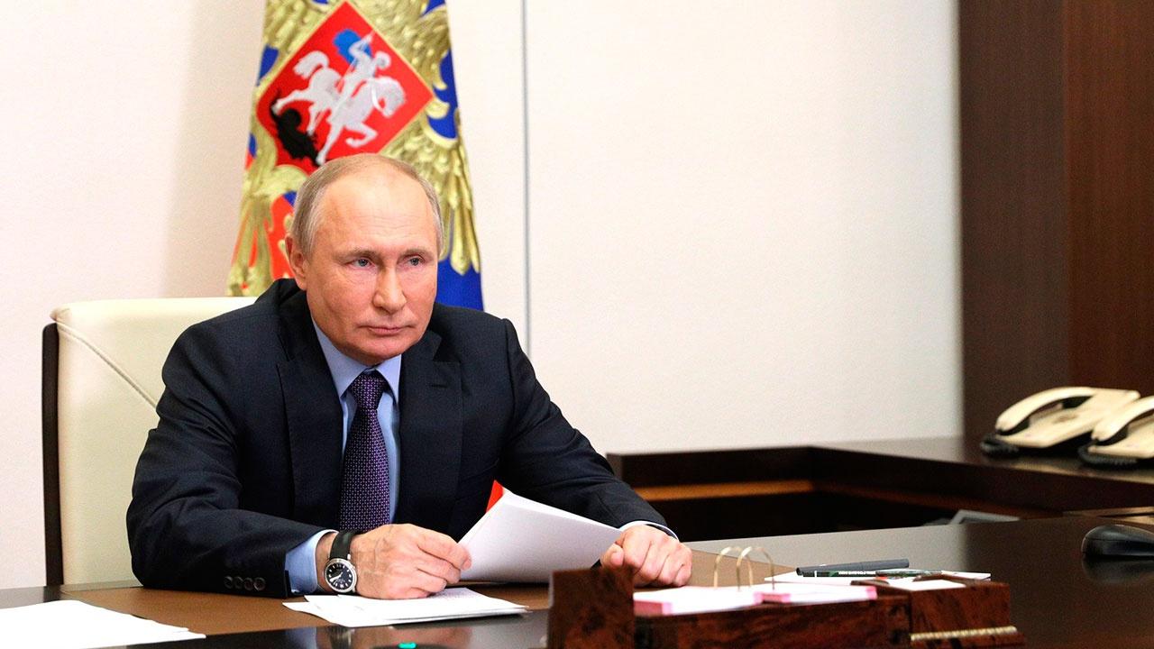Путин назвал темы, которые будут обсуждаться на встрече с Байденом