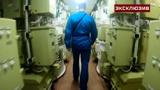 Плавучий замок: недра подводной лодки «Князь Владимир» от первого лица