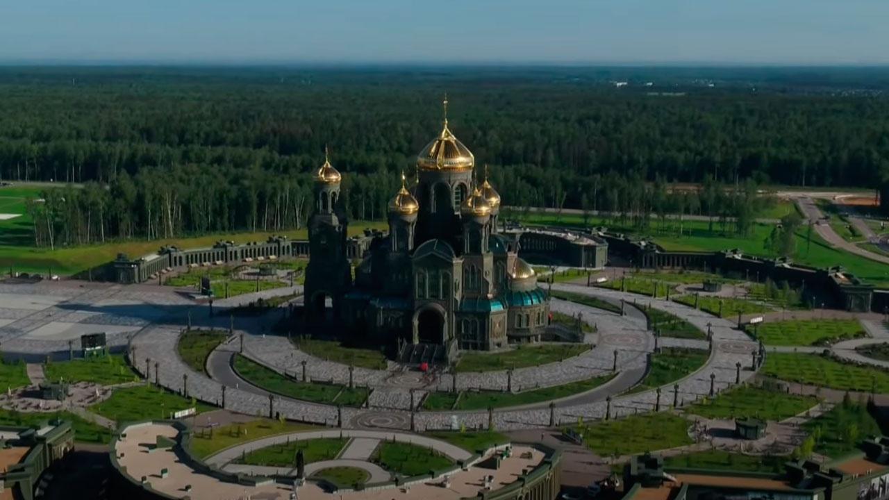 Шойгу: Главный храм ВС РФ - первый, построенный в честь 75-летия Победы