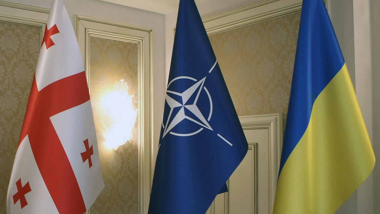 Генсек НАТО заявил, что по итогам саммита организации не назовет сроки вступления Украины и Грузии в альянс