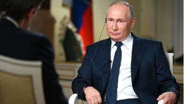 Путин назвал «мачизмом» жесткую риторику из США в свой адрес