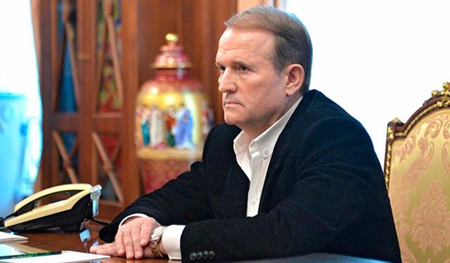 Медведчук пожаловался в ЕСПЧ на действия Киева