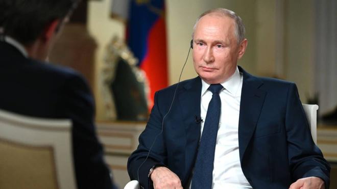 «Потрясающе!»: китайцы оценили интервью Путина NBC