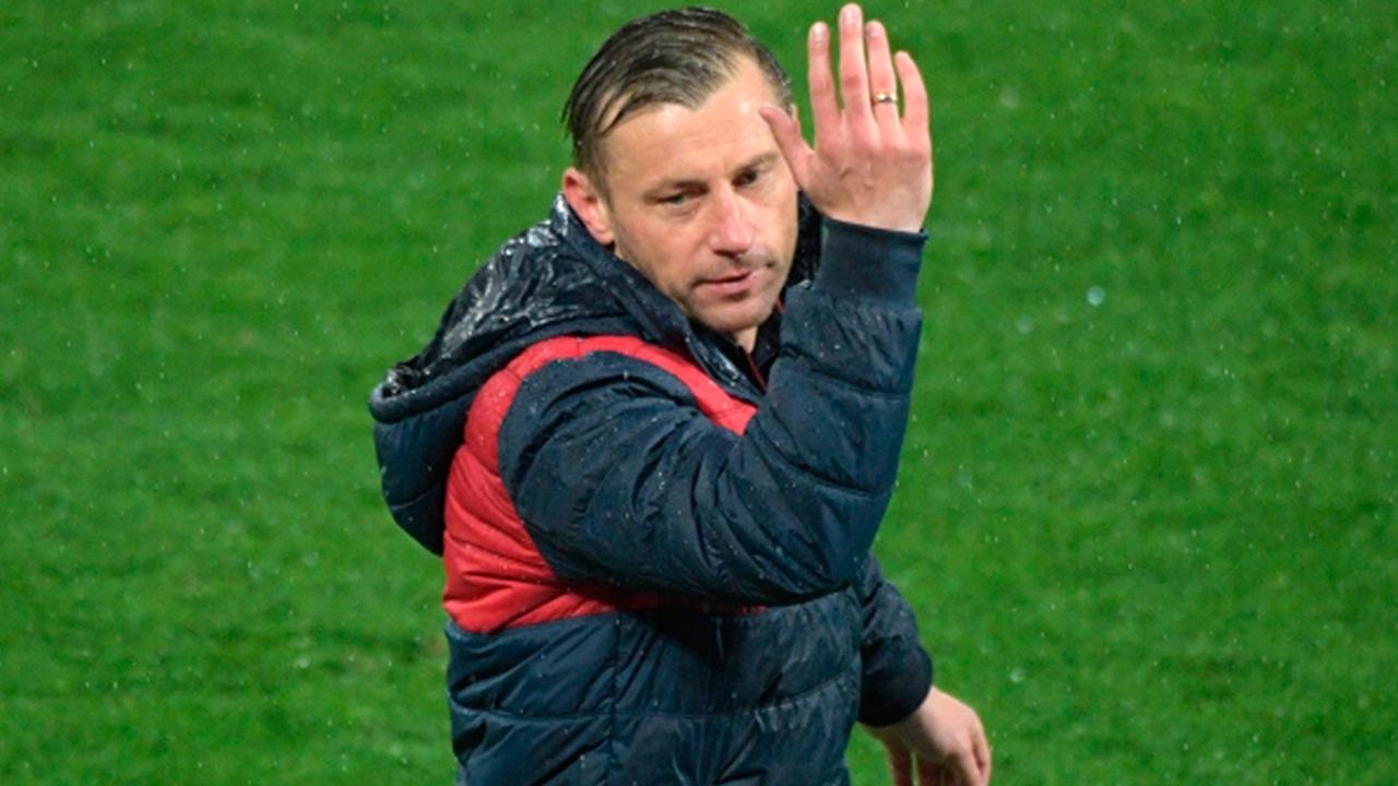 Олич назвал причины ухода из ЦСКА